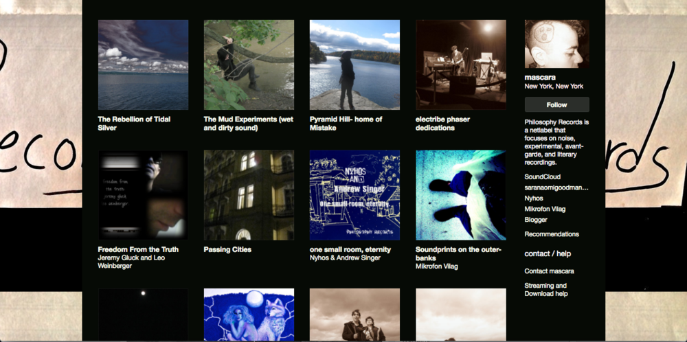 Here is a Screenshot of her Bandcamp Website. Click Above to see for yourself.