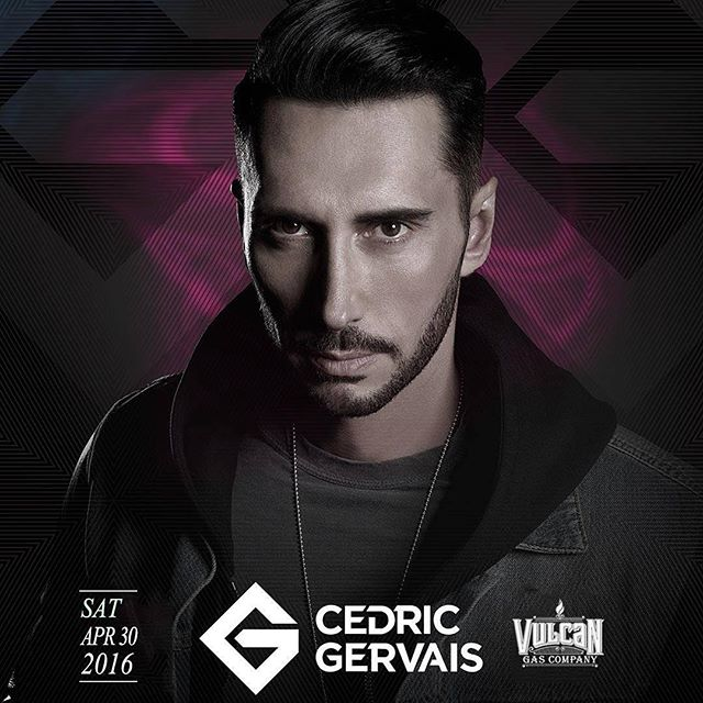 Austin! Announcing 🙌  @CedricGervais at @VulcanATX on Saturday, April 30th!  Tickets go on sale Wednesday 2/10 at 10AM CT on NightCulture.com 📱  #CedricGervais #VulcanATX #NightCulture #DiscoDonniePresents #Austin #Repost @nightculture