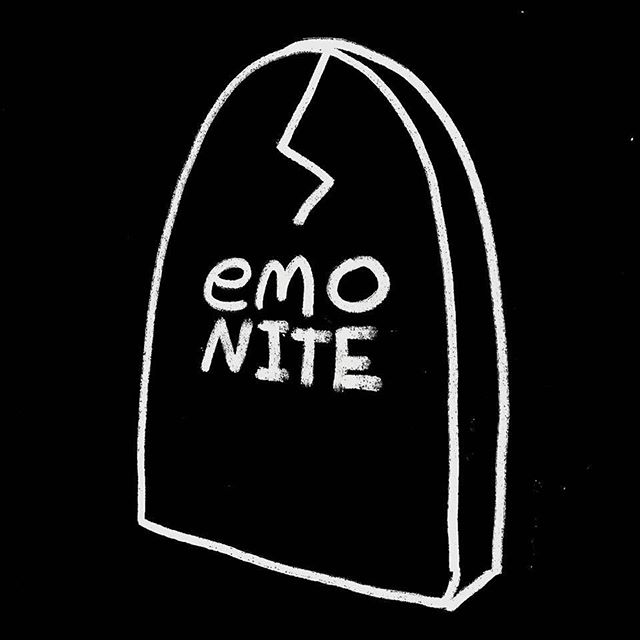 Emo Nite returns to Vulcan this Friday at 9pm. Link for tickets in bio. #emonite #sadasfuck