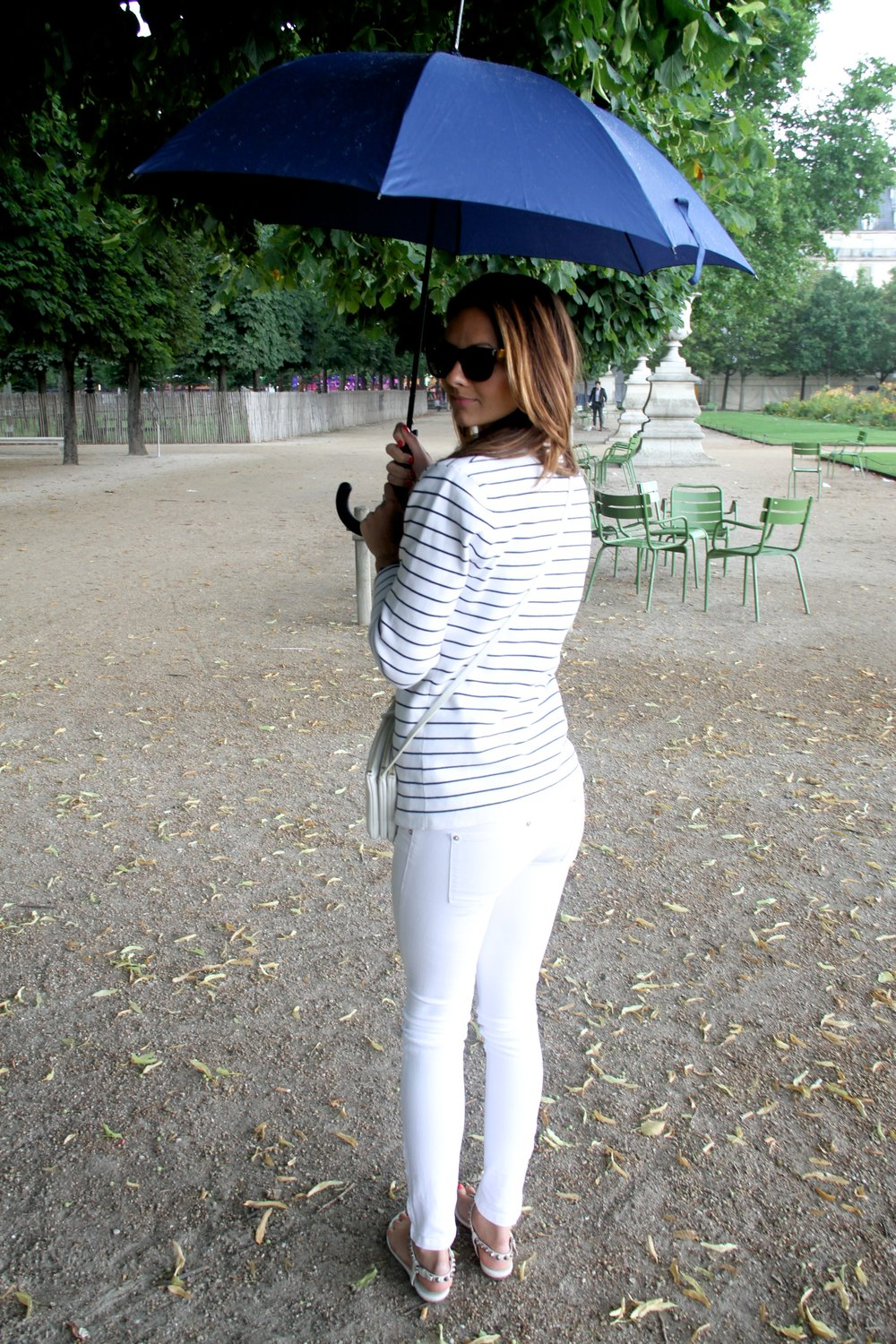 Last day in Paris - Umbrella