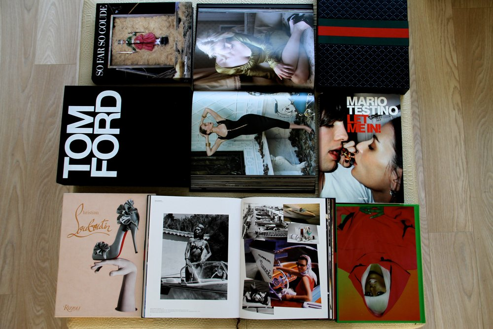 Coffee Table Books - Birds View