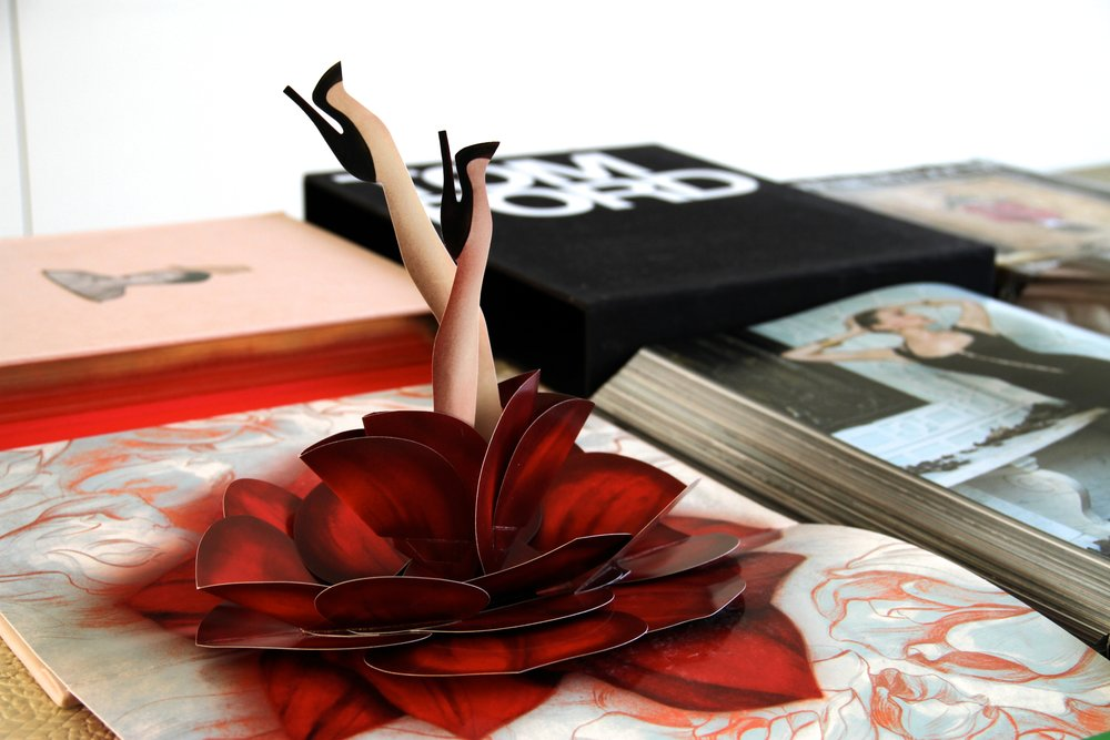 Coffee Table Books - Christian Louboutin