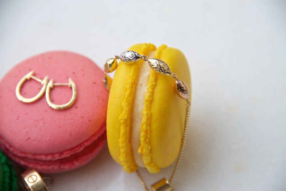 Cartier & Macarons