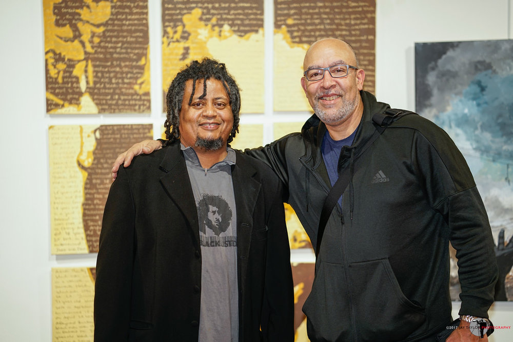 Yadesa with photographer Jay Taylor