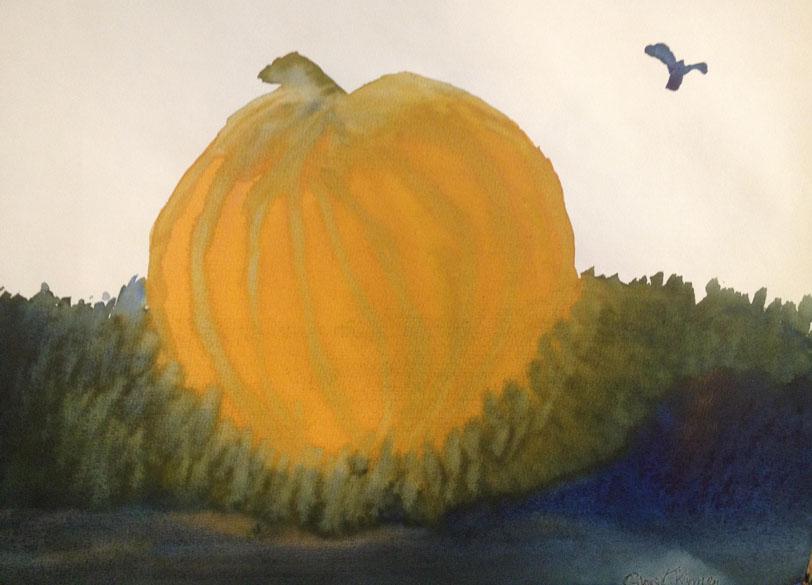 Pumpkin  Gloria Kinny