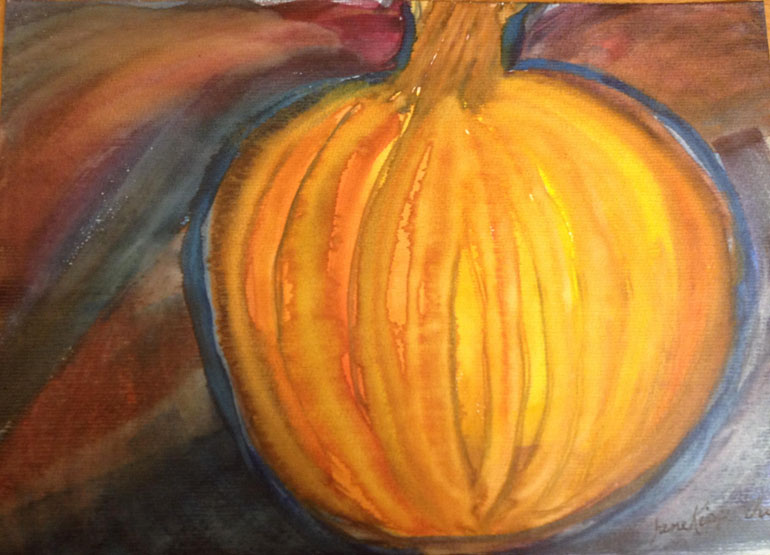 Pumpkin   Jane Kippenhan