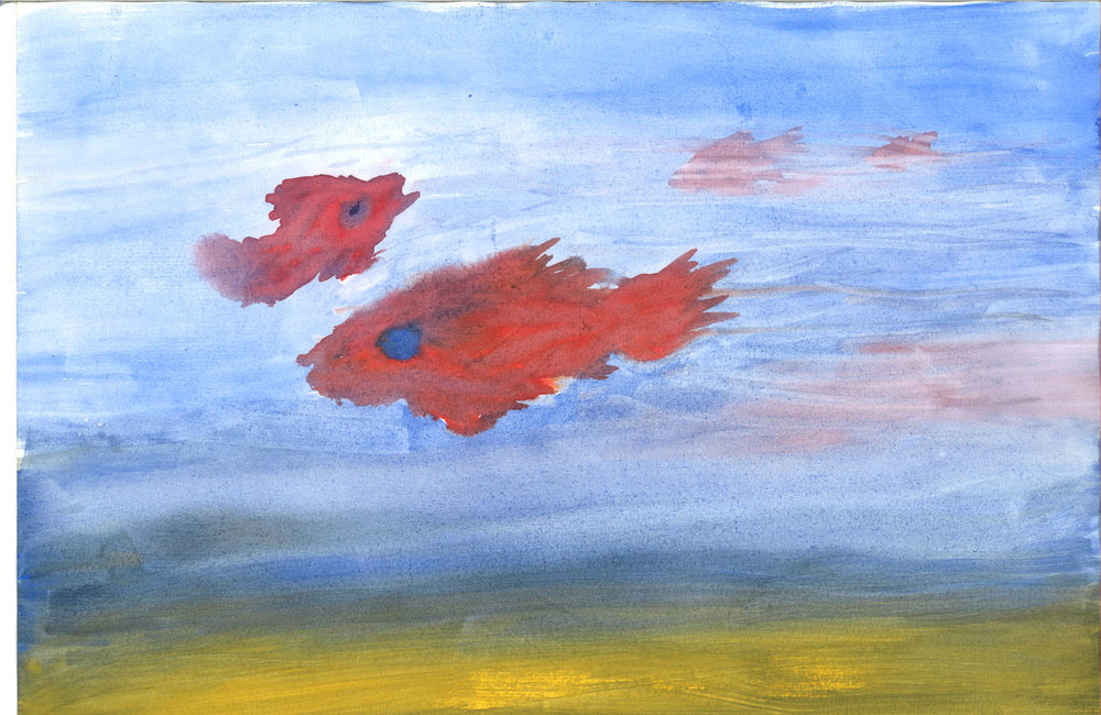 Sea Creatures  Gloria Kinny