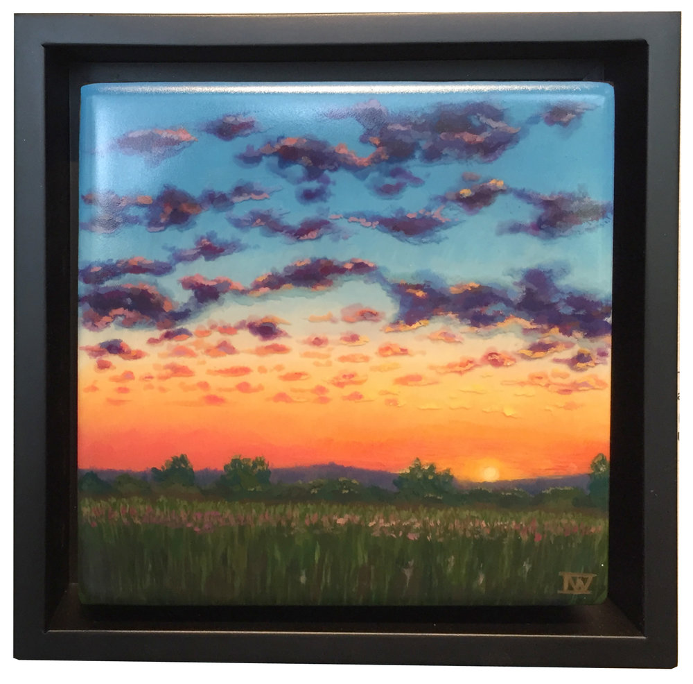 Sunset Over The Field #2 Irina Williams.jpg