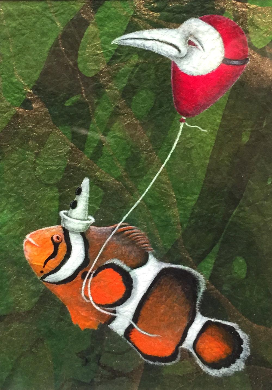 Send In The Clownfish Kamilla White.jpg