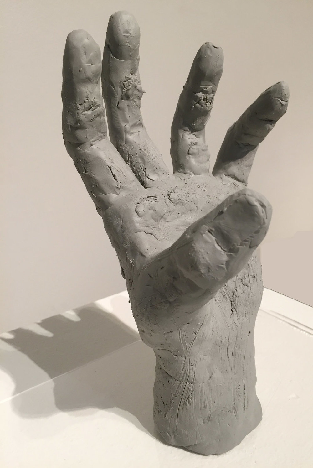 Hand Sculpture   Kiyu Fukagawa