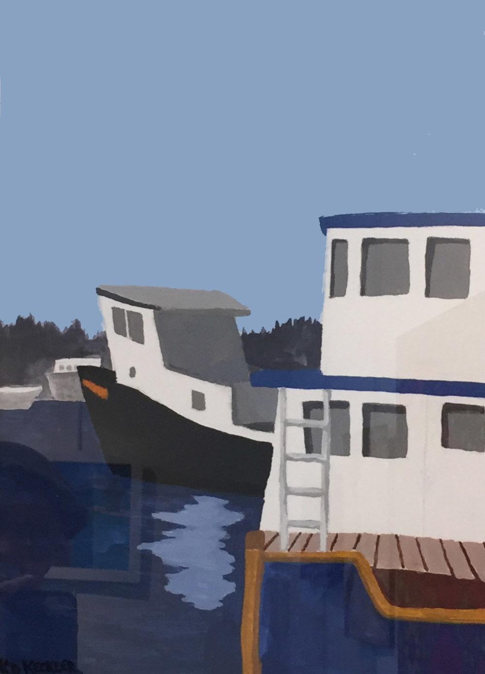 Safe Harbor   K D Keckler
