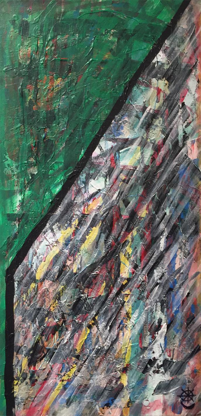 Angle of Light-Green   Rod Guevara