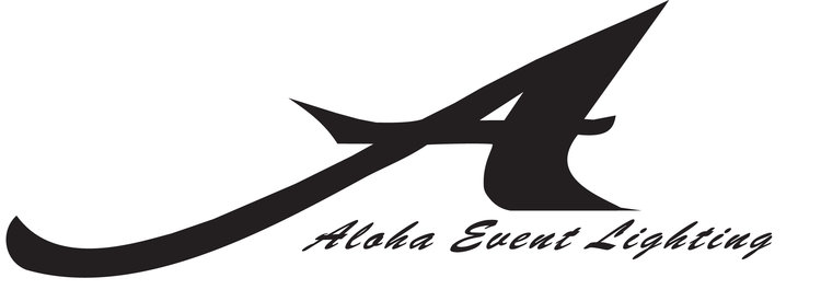 Aloha Event Lighting