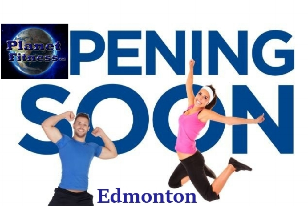 We are very excited to announce our new location / coming spring 2016 www.planetfitnessedmonton.ca