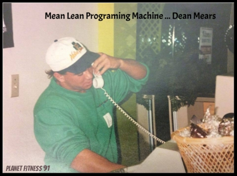 "Planet Fitness was ""Graced"" all those years to have Dean Mearns doing all our Fitness Programs... some days over thirsty new members booked with him and he could make them all happy! Wow! ( Dean Mearns one of Planet Fitness Co- Founders )"