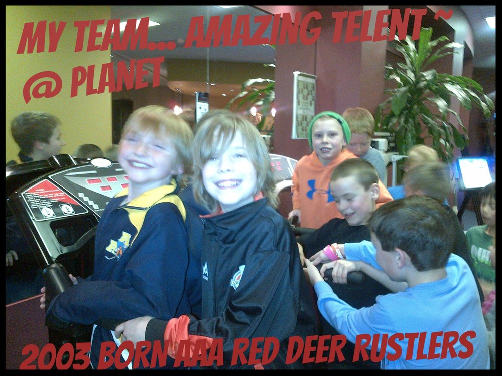 There is not a day goes by that I do not miss coaching the Red Deer Rustlers AAA PROGRAM