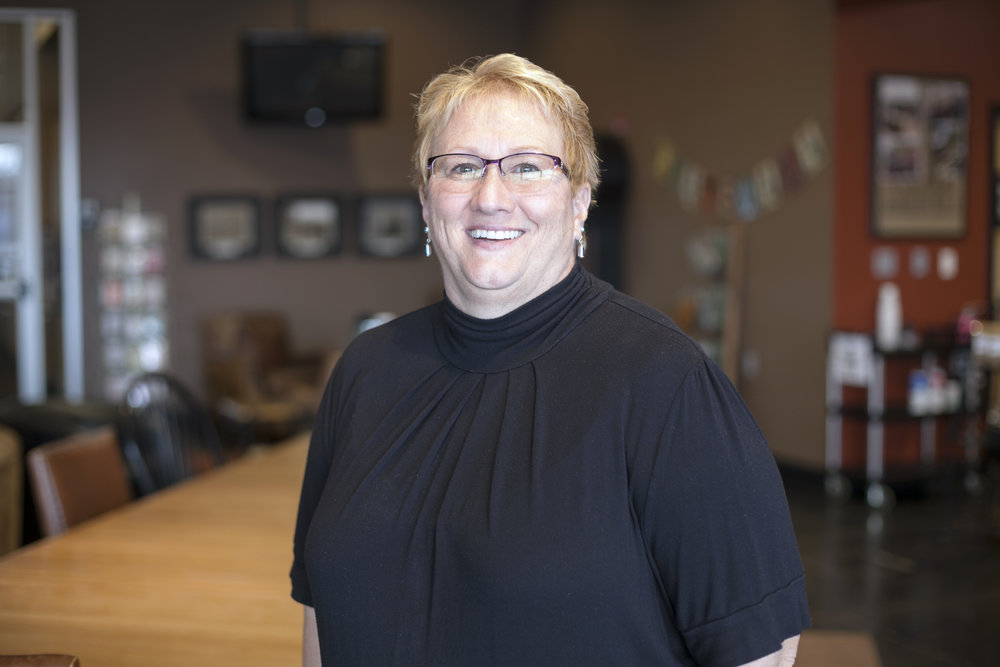 Darlene Rudrick GoMissions Coordinator