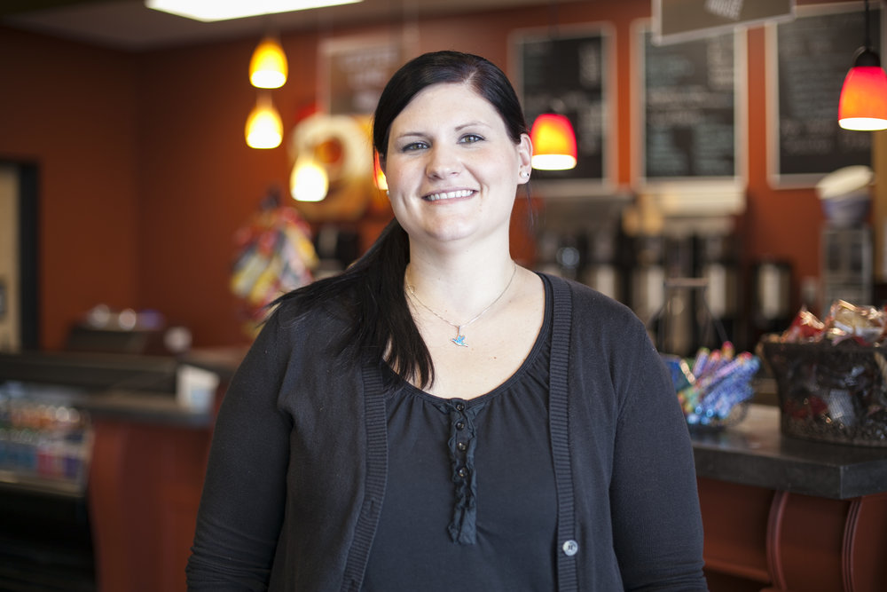 Rachel Leonard   Coffee House Manager