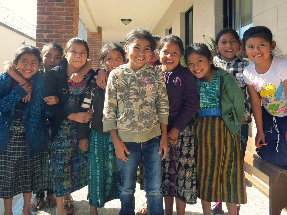 Proximos Pasos girls school.jpg