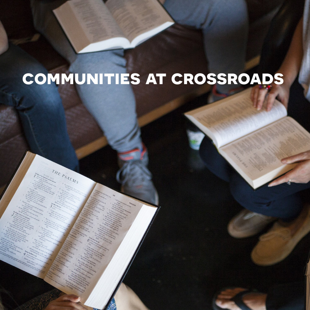 Communities @ Crossroads: Fall 2017