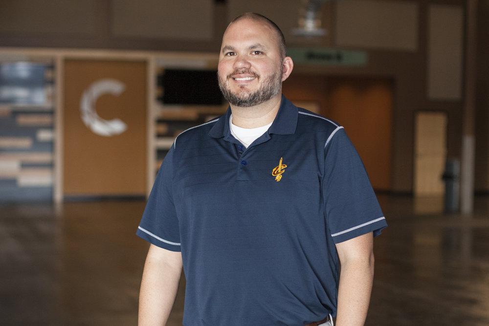 Eddie Walker   PreTeen Coordinator