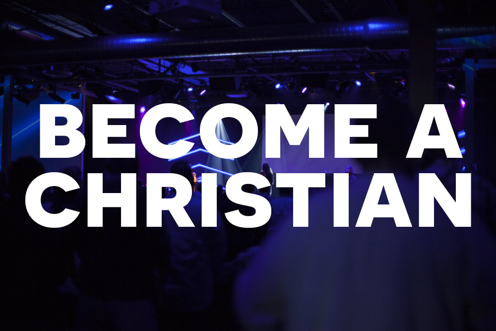 Become a Christian