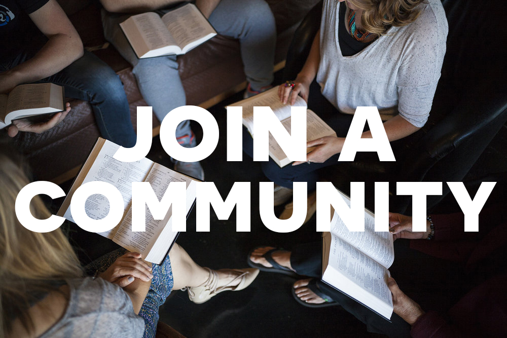 Join A Community