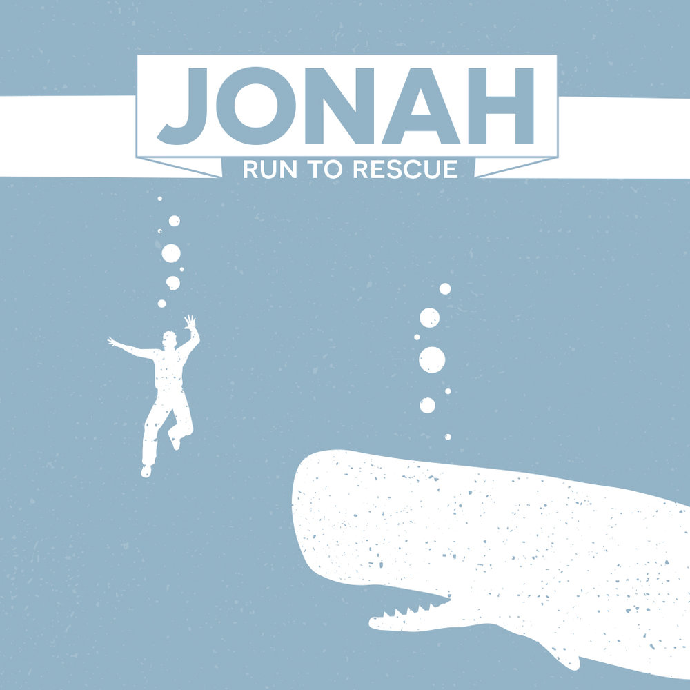 Jonah: Run To Rescue