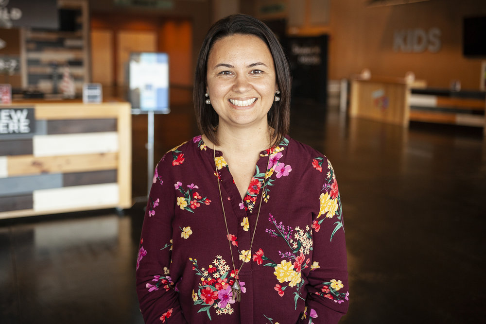 Stephanie Ruhl   Nursery Coordinator