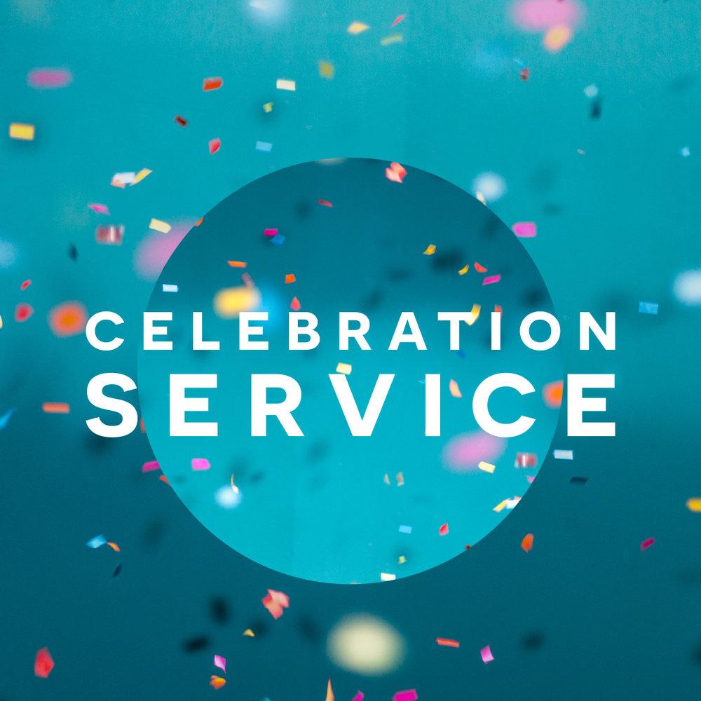 Family Celebration Service