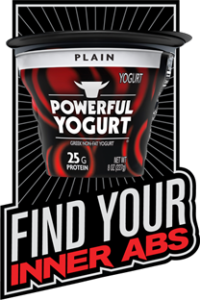 Powerful Yogurt for Men: Find Your Inner Abs