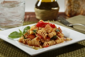 Slow Cooked Ratatouille - Kate Geagan and Barilla