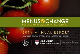 Menus of Change 2014