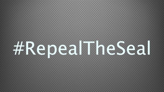 Repeal The Seal
