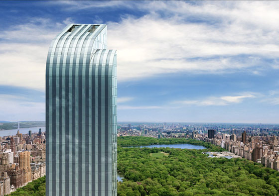 $110 million Penthouse at One57