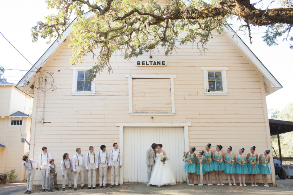 Beltane Ranch Wedding - ENGAGED & INSPIRED