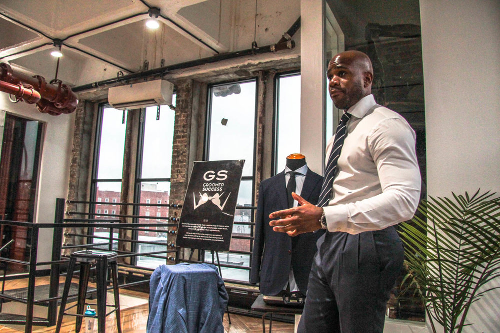 The Gentlemen's Factory - A Private Membership Club for Men of Color