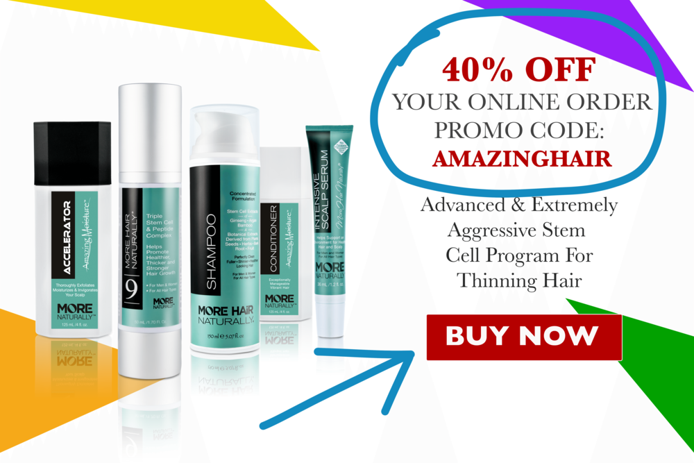 More Hair Naturally special offer -  40 off AMAZINGHAIR.png