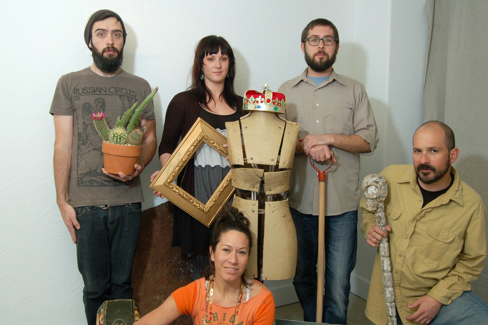 Reid, Merolanne, Camacho, Kapustka, Lopez - Circa 2012