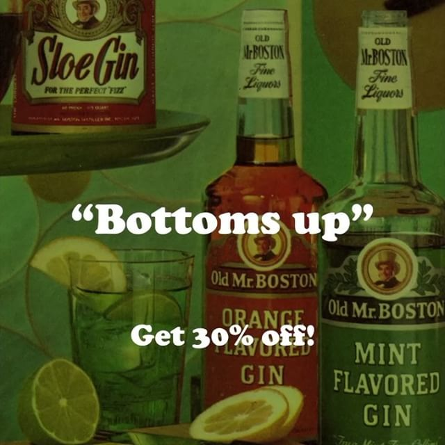 Why don't liquor stores have Black Friday Sales? While you are pondering that thought and dreaming of a shot of scotch, head over to our store, Winkwerks.com, and enter the code GIBLETS to receive 30% off all items.