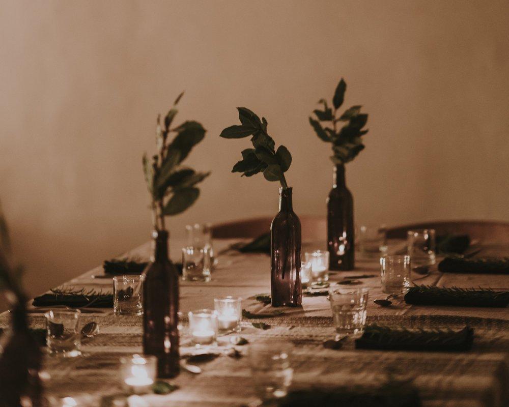 God's Table - -Felicia Fox