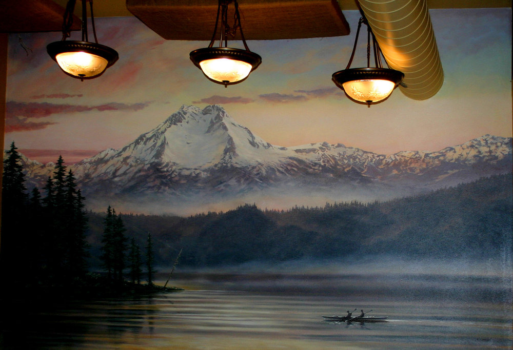 Chanterelle Restaurant and Bar, Edmonds WA
