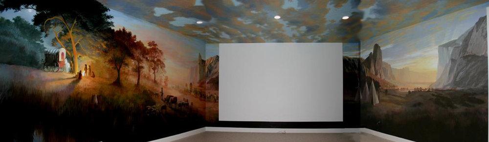 Media room transformation