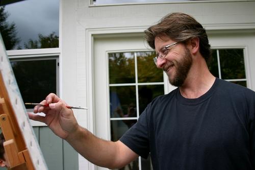 Andy Eccleshall headshot