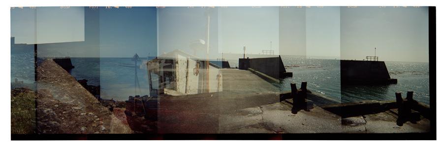 rest awhile, ken? –  Harbour, East coast series  // ©Karen Vaughan