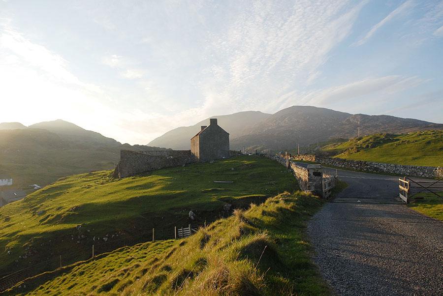 Rodel, Harris, Scotland // ©Sheila Masson