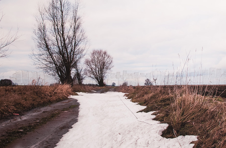 Winter Drawings // © Edyta Majewska