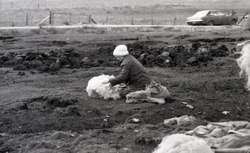 The Fank, Isle of Lewis, 1981