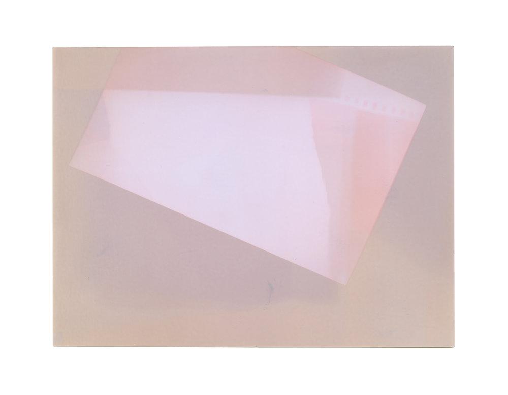 ©Caroline Douglas //Untitled shadowgram i, from series 'Zero Hours Creativity'