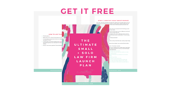 free solo lawyer profit plan